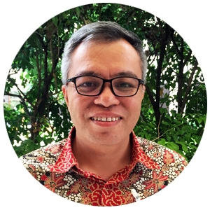 Indonesia - Dr. Ferdy Rondonuwu