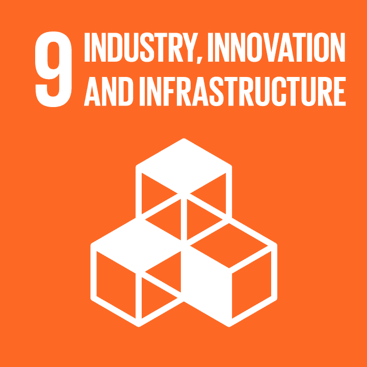 Sustainable Development Goal - 09 - Industry, Innovation and Infrastructure