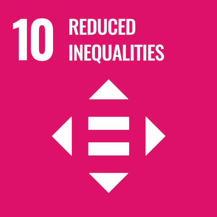 Sustainable Development Goal - 10 - Reduced Inequalities