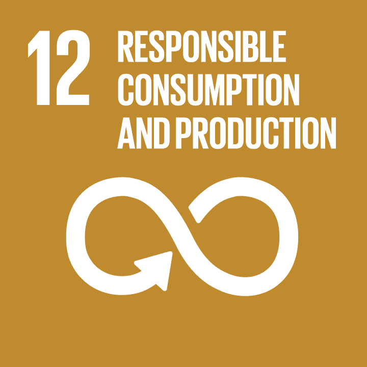 Sustainable Development Goal - 12 - Responsible Consumption and Production
