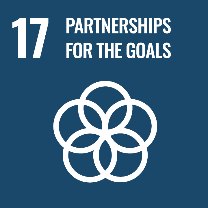 Sustainable Development Goal - 17 - Partnerships for the Goals