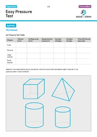 Experiment Worksheet